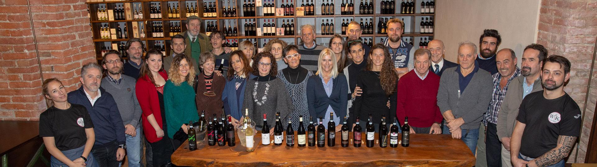 Staff Enoteca Regionale Ovada e del Monferrato